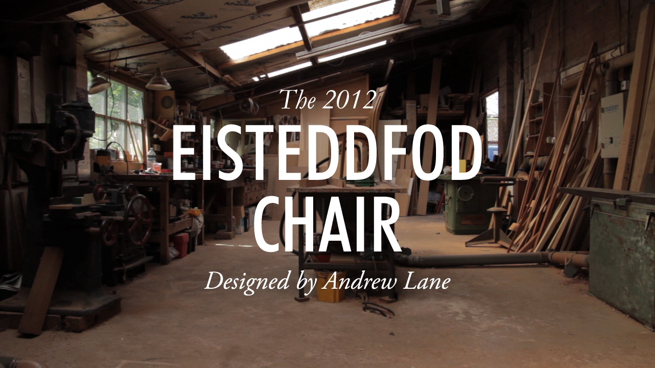 Andrew Lane Furniture – Eisteddfod Chair