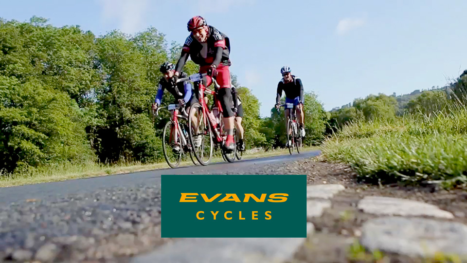 Evans Cycles – RIDE IT