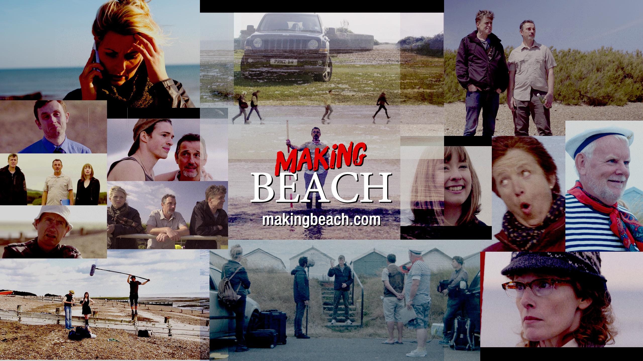 Making Beach - a comedy web-series